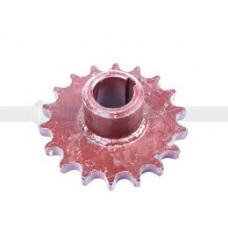 Звездочка (18 зуб) РОУ-6 ПИН 01.810   18 зуб.